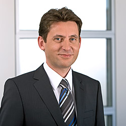 Portrait of the managing director Ingolf Blocher